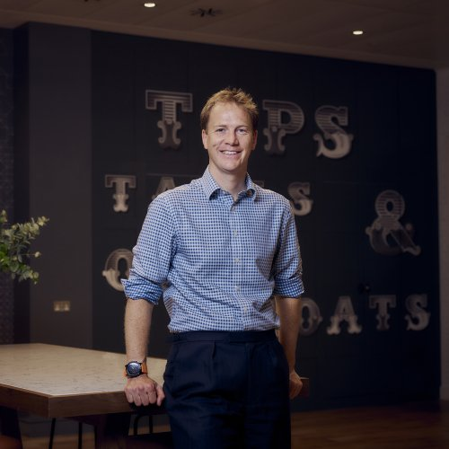 Nicholas Hoare, Chief Operating Officer