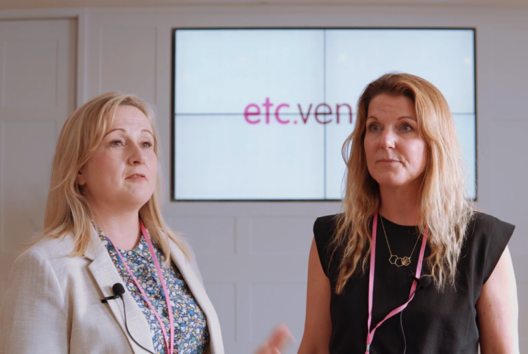 Emma Castle, Co-Founder of CastleBell and Zoe Tuffs, Leadership Coach at Times Zen, explained what they think it means to be 'back to live'