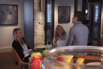 80 Buyers, 40 Suppliers, 100s of connections - the very best of in-person meetings
