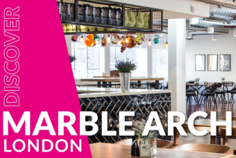 Our Marble Arch meeting and training venue is designed to inspire and excite people attending training events, workshops and meetings.