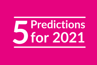 We take a look at how the next few months might unfold with a few customary New Year predictions