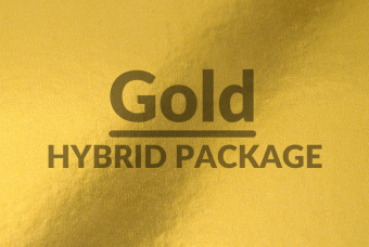 Gold Hybrid Package